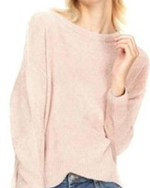 Růžový svetr GAS