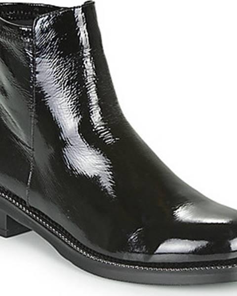 Černé boty Metamorf'Ose