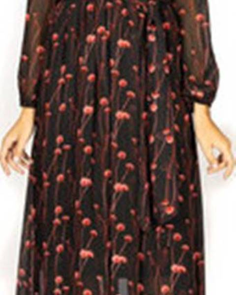 Červené šaty Anonyme