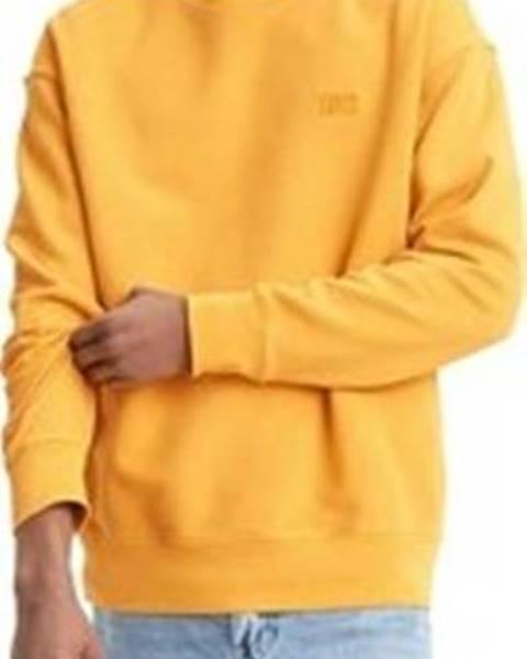 Žlutá mikina Levis