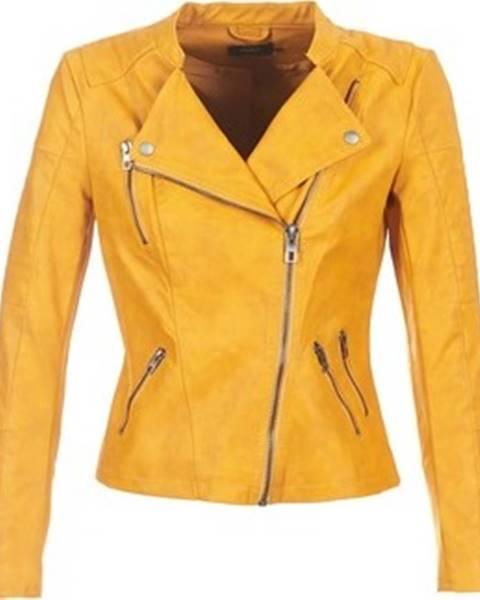 Žlutá bunda only
