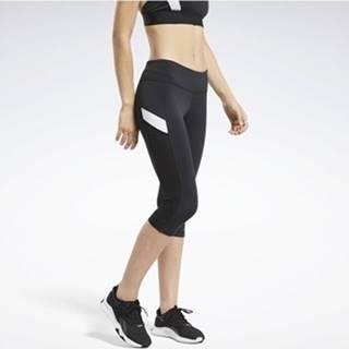 Legíny / Punčochové kalhoty Workout Ready Mesh Leggings Černá