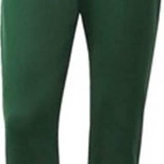 adidas Teplákové soupravy Sportovní kalhoty Trefoil Essentials Zelená