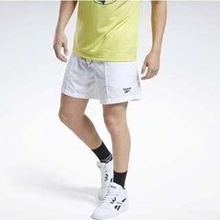 Kraťasy & Bermudy Classics Shorts Bílá