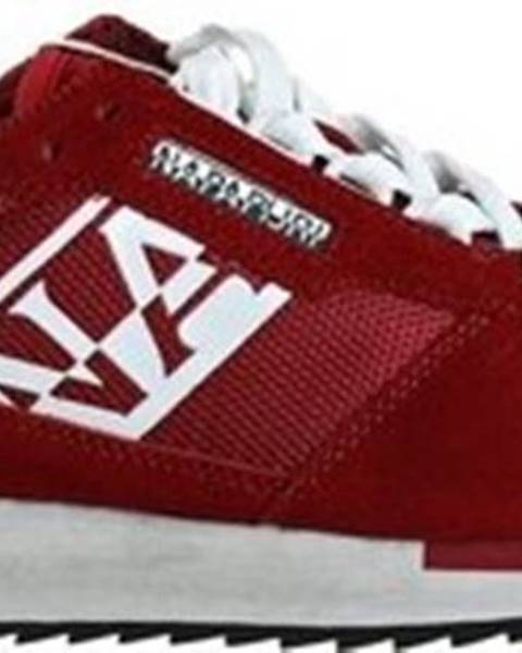 Červené tenisky Napapijri