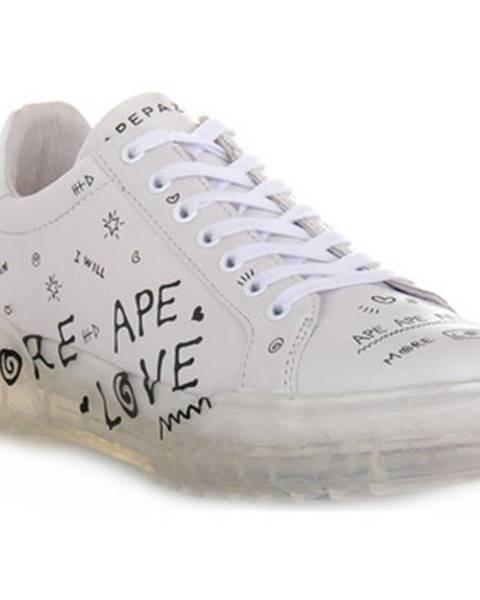 Bílé tenisky Apepazza