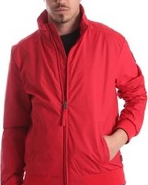 Červená bunda Napapijri