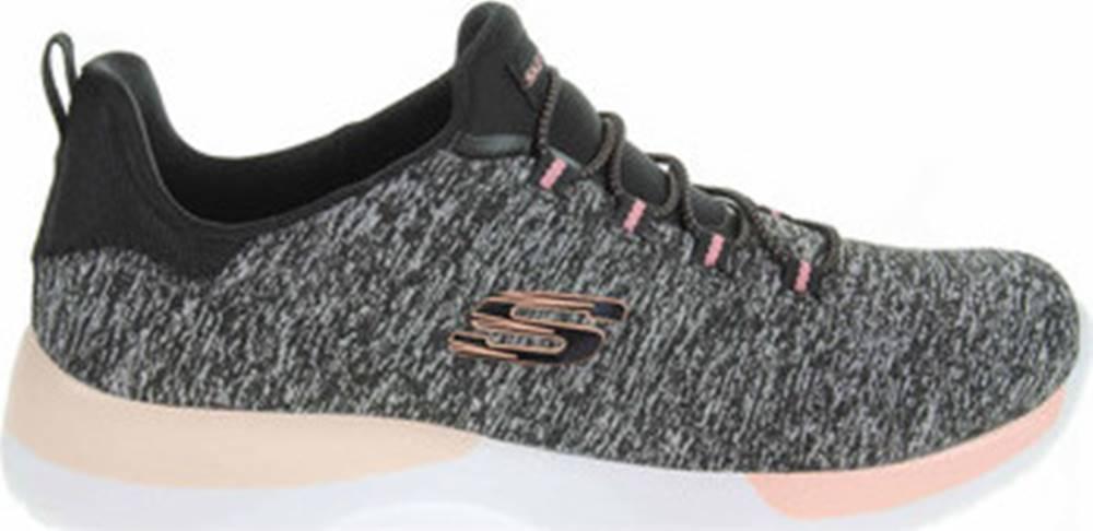 Skechers Tenisky Dynamight Break-Through black-coral