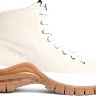 Kotníkové boty B4R0763 Béžová