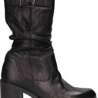 Creative Kotníkové boty Ester910 Černá