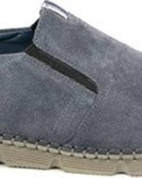 Modré boty Grunland