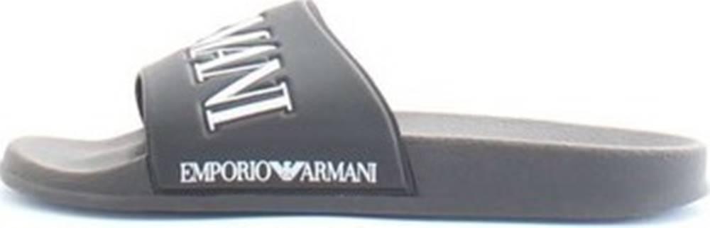 Armani pantofle X4P094 XL792 ruznobarevne