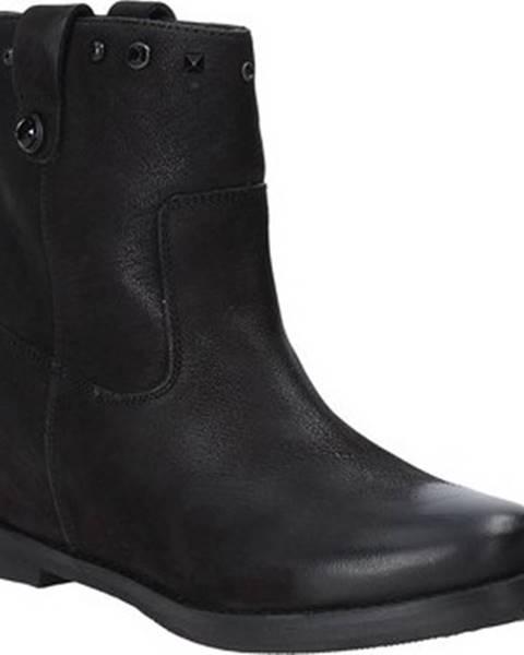 Černé boty Apepazza