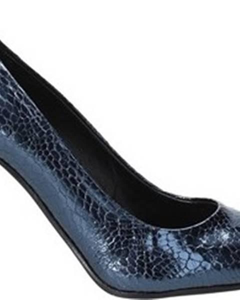 Modré boty Grace Shoes
