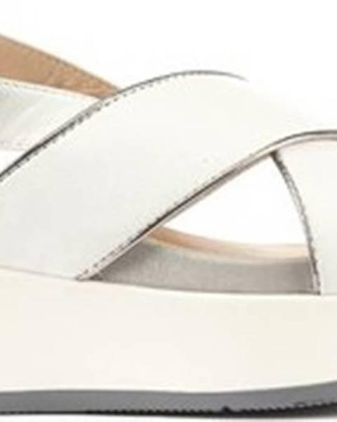 Bílé sandály LUMBERJACK