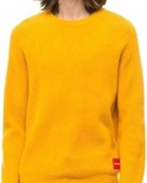 Žlutý svetr calvin klein jeans
