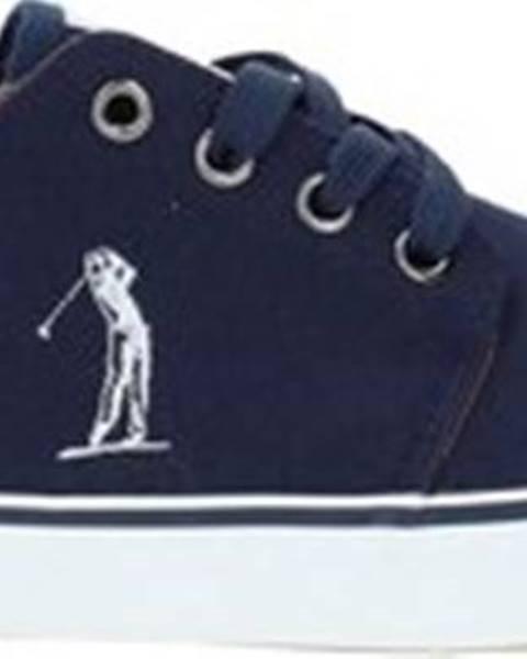 Modré tenisky U.s. Golf