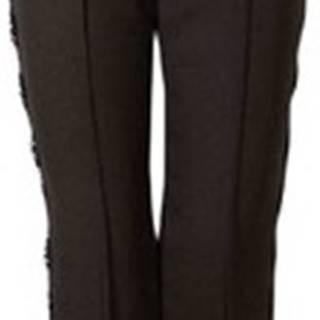 Denny Rose Ležérní kalhoty 821DD20001 Černá