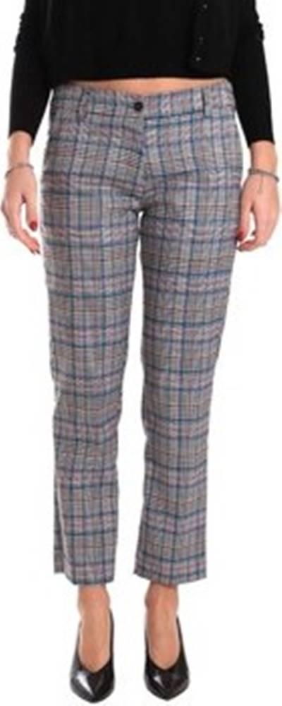 DENNY ROSE Denny Rose Ležérní kalhoty 821DD20009 Černá