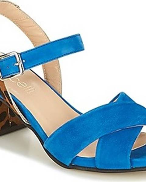 Modré sandály Fericelli