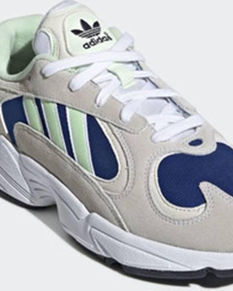 Bílé boty adidas