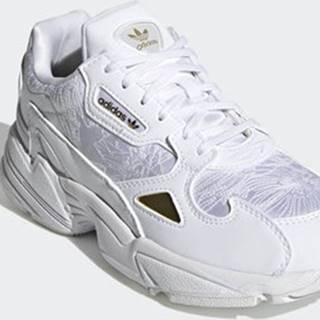 adidas Tenisky Obuv Falcon Bílá