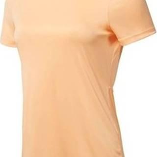Trička s krátkým rukávem Running Essentials Oranžová