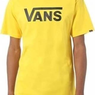 Trička s krátkým rukávem MN Classic Lemon Chrome Žlutá