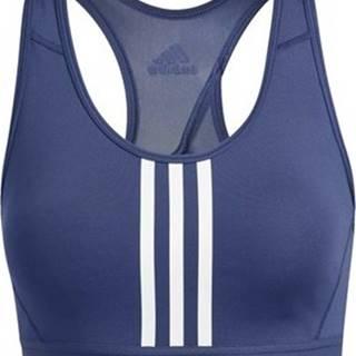 adidas Sportovní podprsenky Podprsenka Don't Rest 3-Stripes Modrá