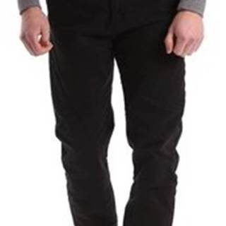 Gaudi Kapsáčové kalhoty 62BU20001 Černá