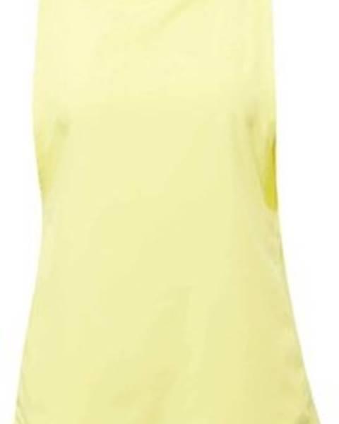 Žlutý top adidas