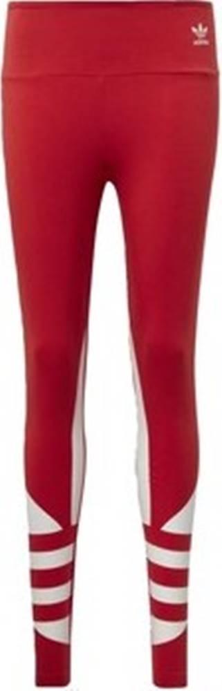 adidas adidas Legíny / Punčochové kalhoty Legíny Large Logo Červená