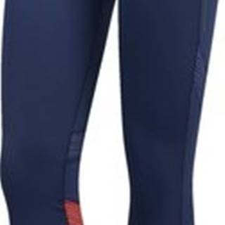 adidas Legíny / Punčochové kalhoty Legíny How We Do 7/8 Modrá