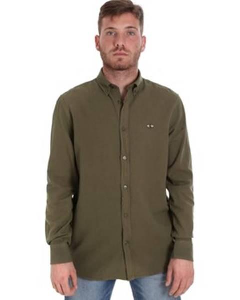 Zelená košile Les Copains