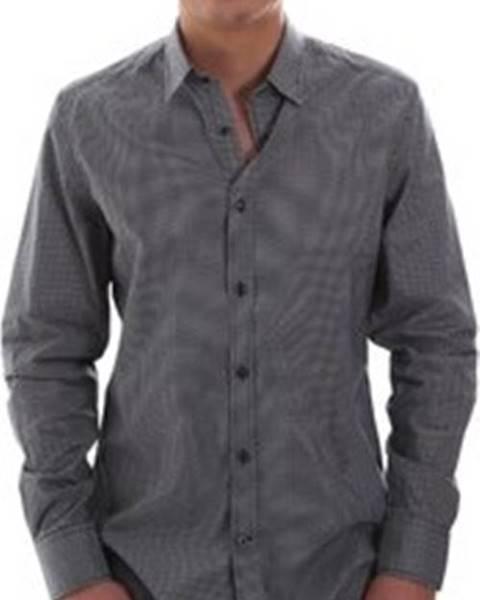 Modrá košile Antony Morato