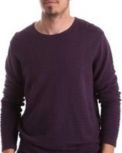 Fialový svetr GAUDÌ