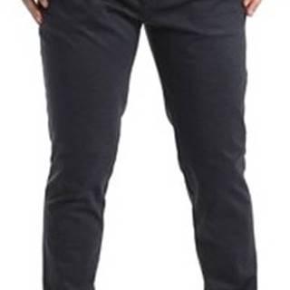Gaudi Kapsáčové kalhoty 921FU24001 Černá