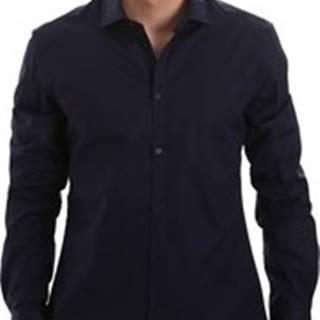 Gaudi Košile s dlouhymi rukáv 921BU45001 Modrá