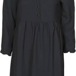 Krátké šaty NANCE Černá