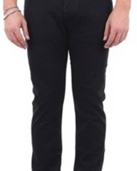 Černé kalhoty Jacob Cohen