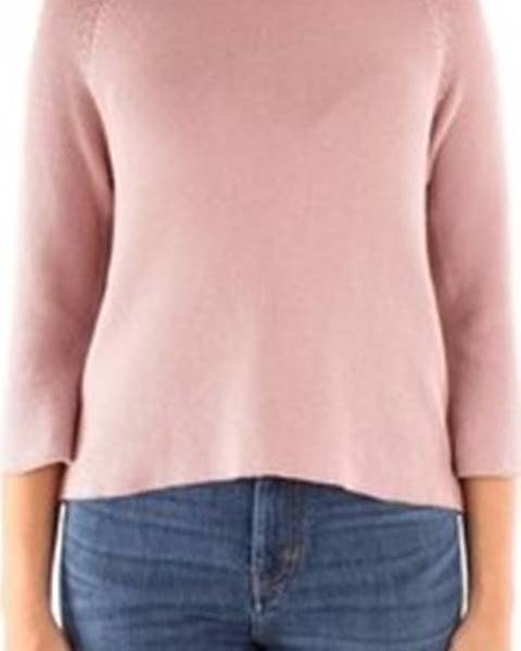 Růžový svetr Max Mara