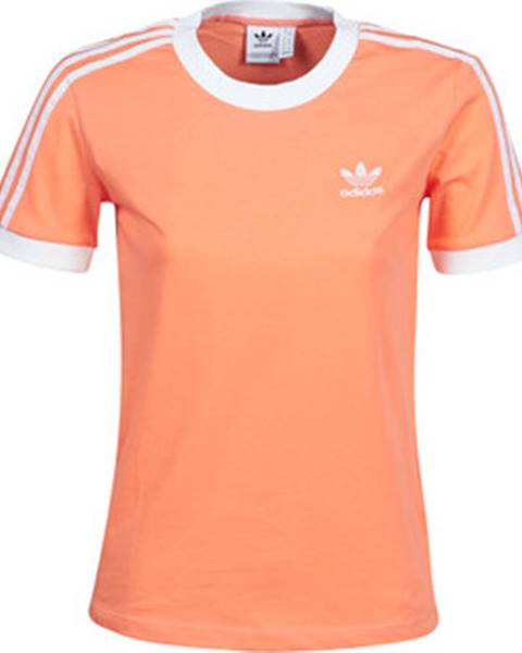 Oranžový top adidas