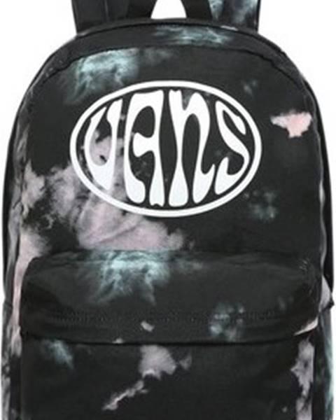 Černý batoh vans