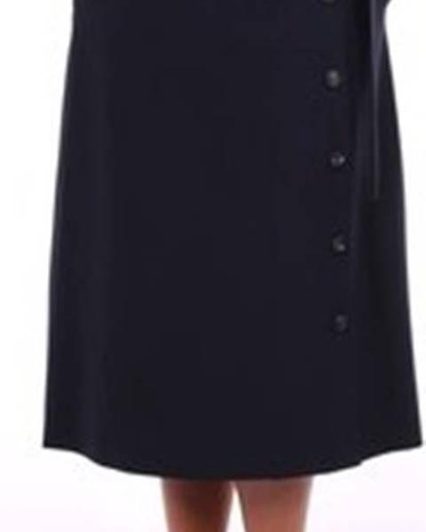 Modrá sukně Peserico