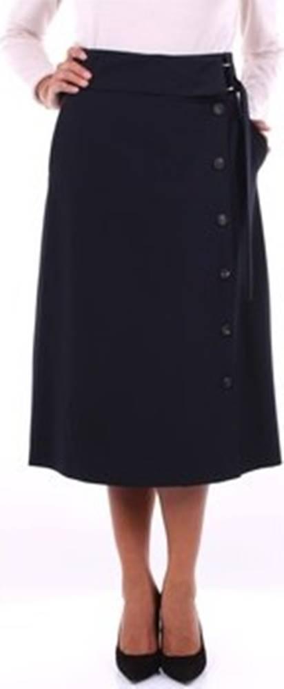 Peserico Krátké sukně P0579901904 Modrá
