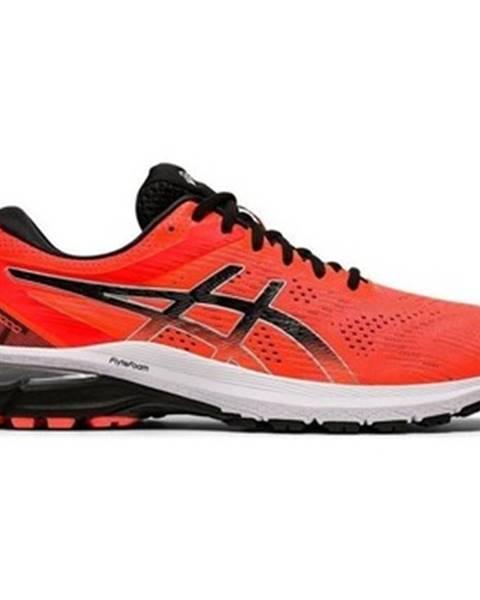 Červené boty Asics