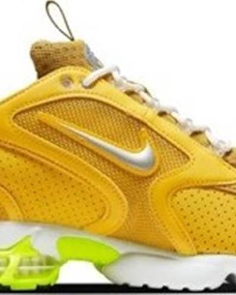 Žluté tenisky nike