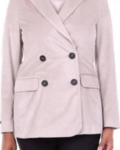 Béžová bunda Peserico