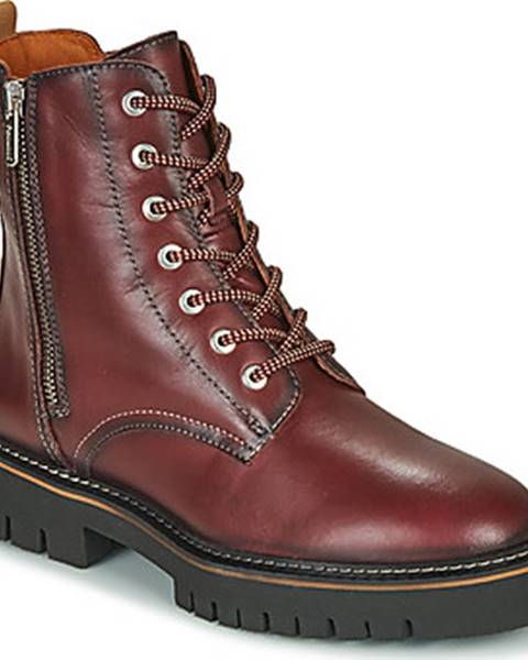 Bordové boty Pikolinos