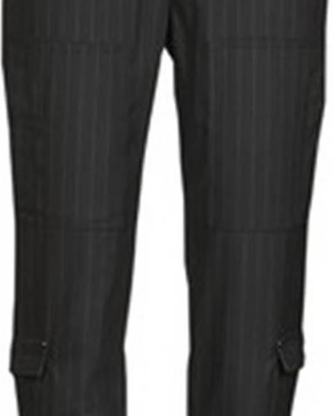 Černé kalhoty FREEMAN T. PORTER